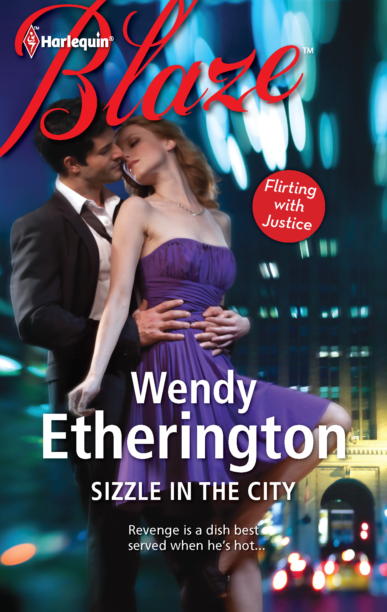 Sizzle in the City By: Wendy Etherington