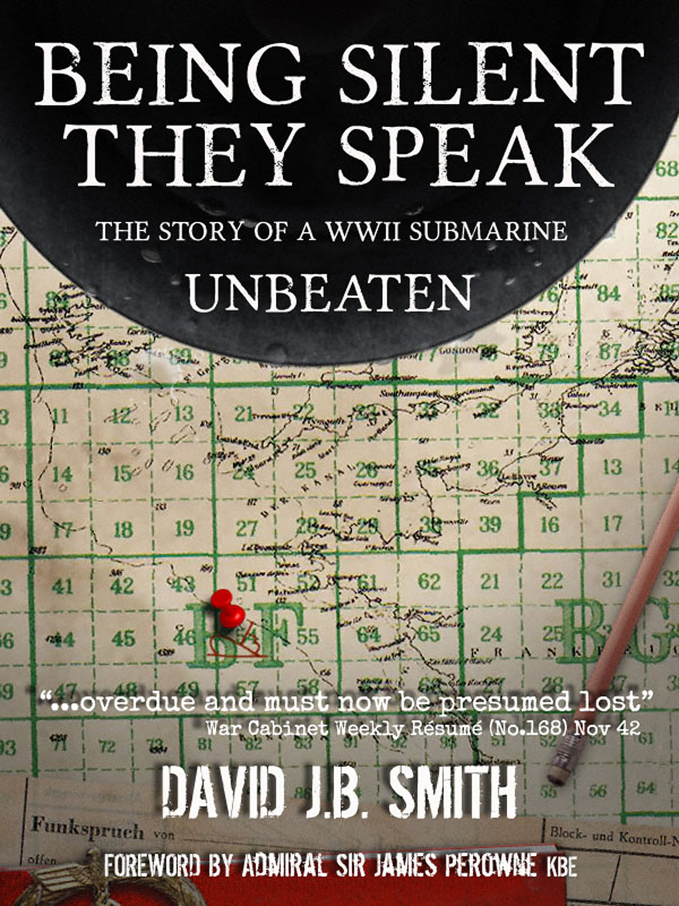 Being Silent They Speak By: David JB Smith