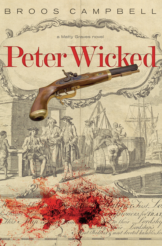 Peter Wicked By: Broos Campbell