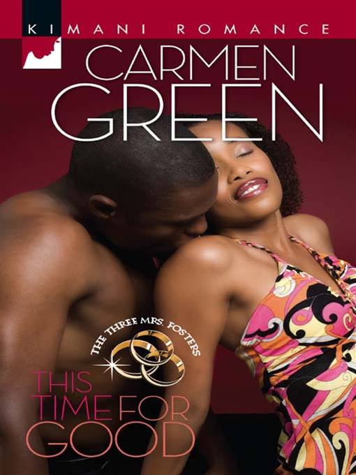 This Time for Good By: Carmen Green
