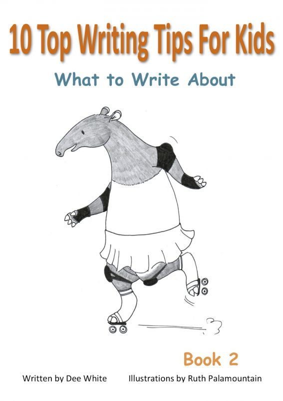 10 Top Writing Tips For Kids: What to Write About