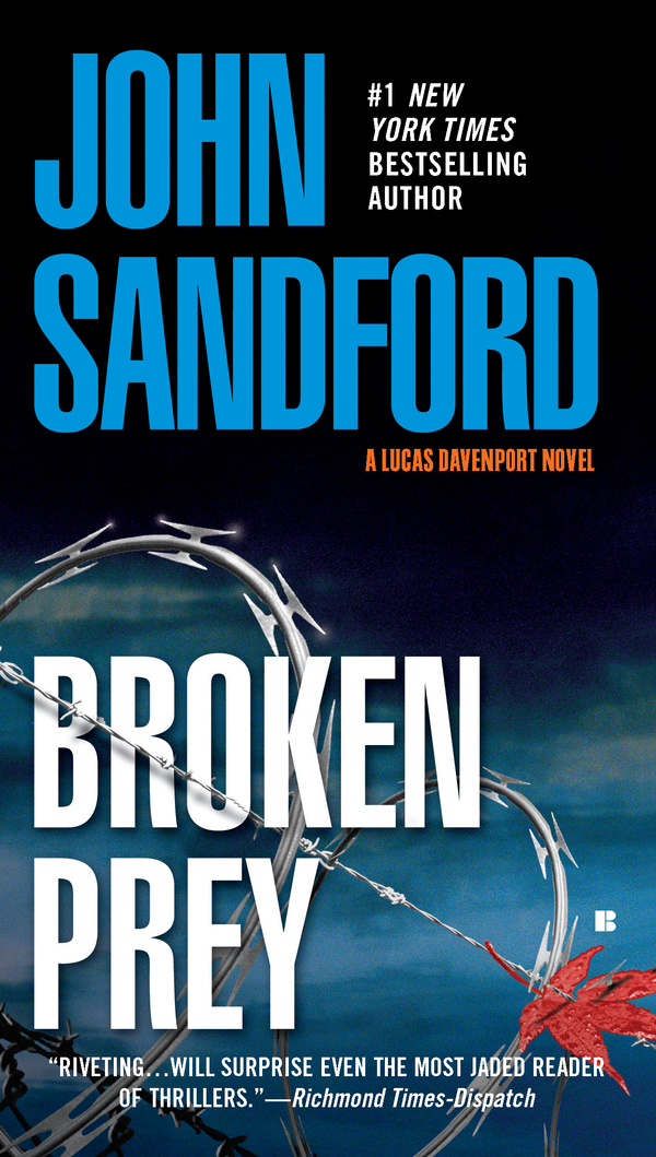Broken Prey By: John Sandford