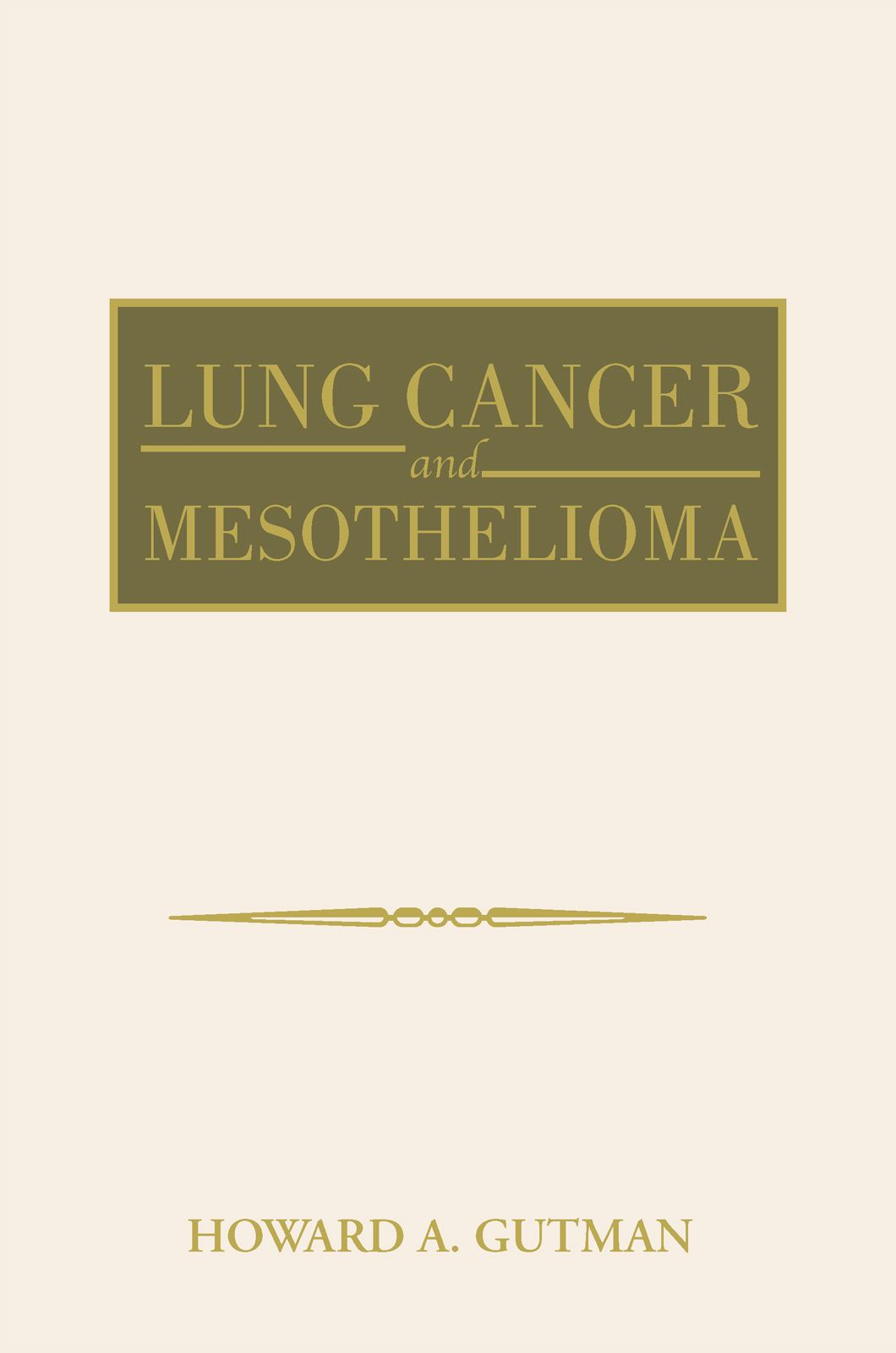 Lung Cancer and Mesothelioma