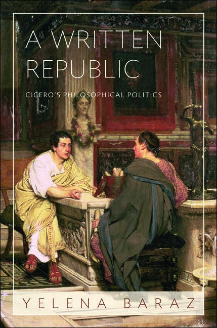 A Written Republic By: Yelena Baraz