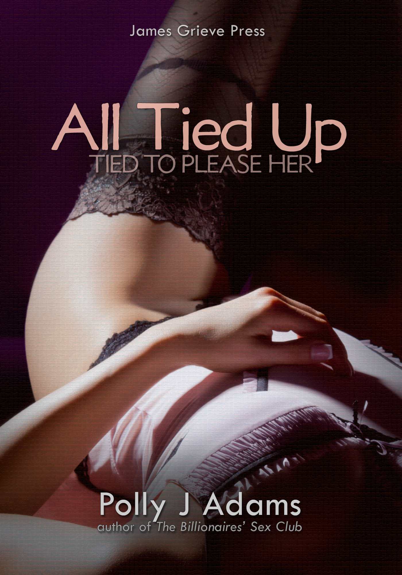 Polly J Adams - All Tied Up