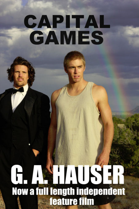 Capital Games By: G.A. Hauser