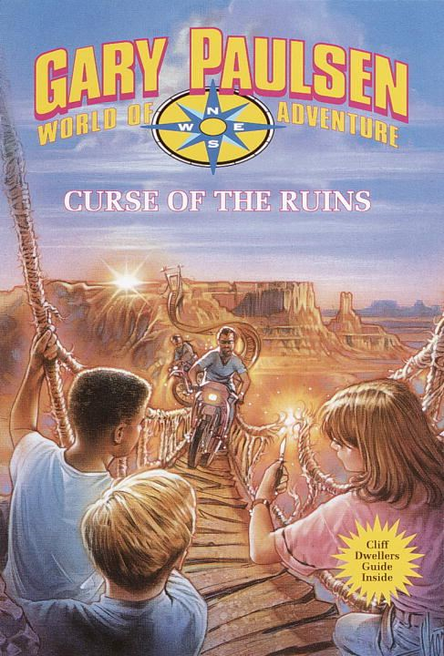 Curse of the Ruins World of Adventure Series,  Book 17