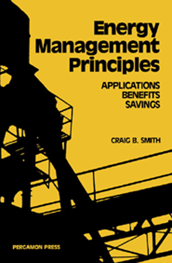 Energy,  Management,  Principles Applications,  Benefits,  Savings