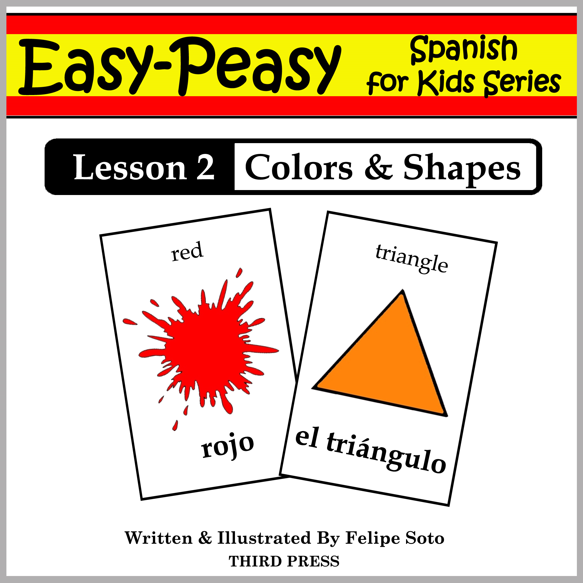 Spanish Lesson 2: Colors & Shapes
