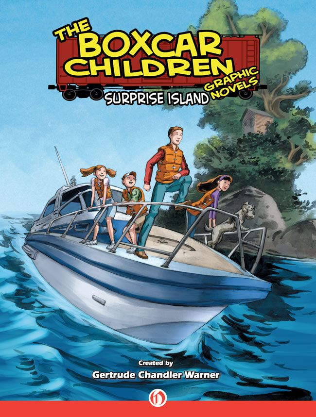 Surprise Island By: Gertrude Chandler Warner,Rob M. Worley,Mike Dubisch