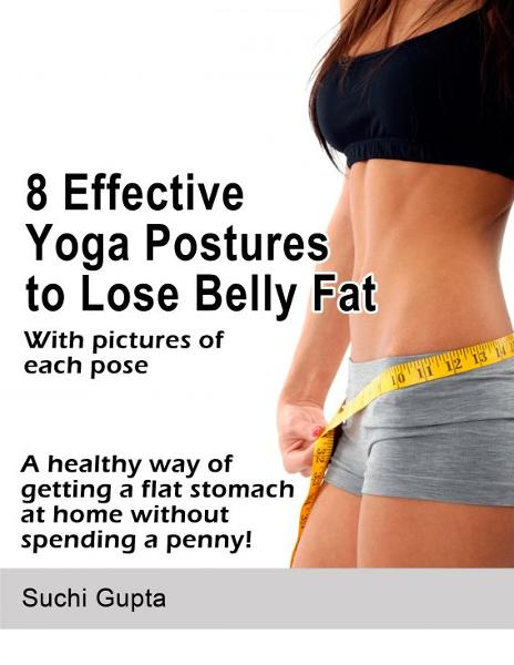 8 Effective Yoga Postures to Lose Belly Fat