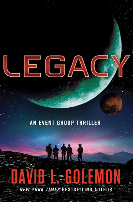 Legacy By: David L. Golemon