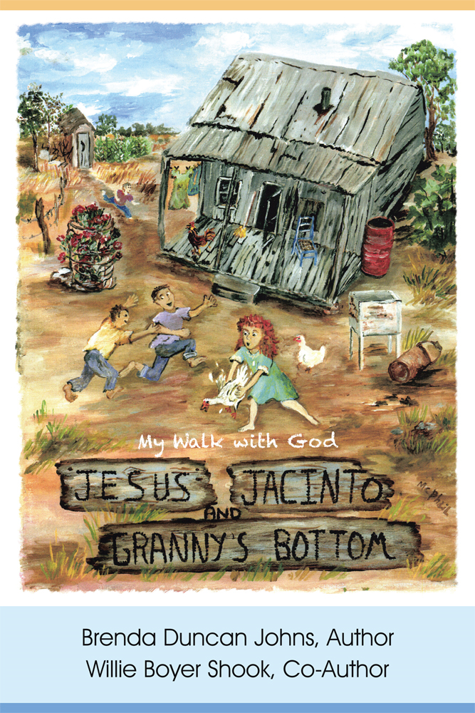 Jesus, Jacinto, and Grannys Bottom