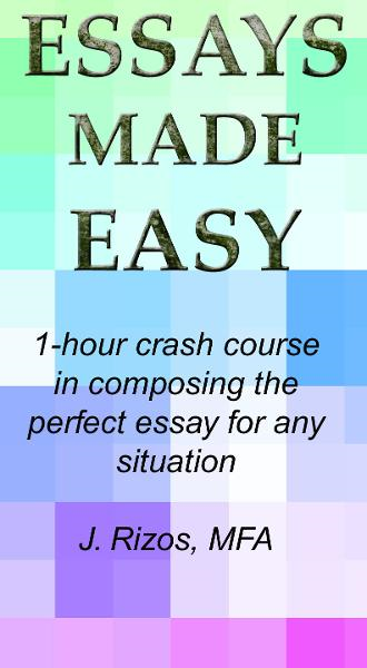 Essay Writing Made Easy: A One Hour Crash Course