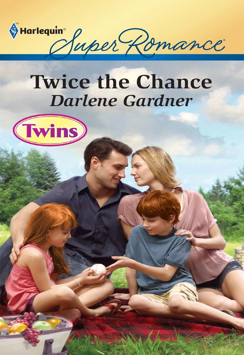 Twice the Chance By: Darlene Gardner