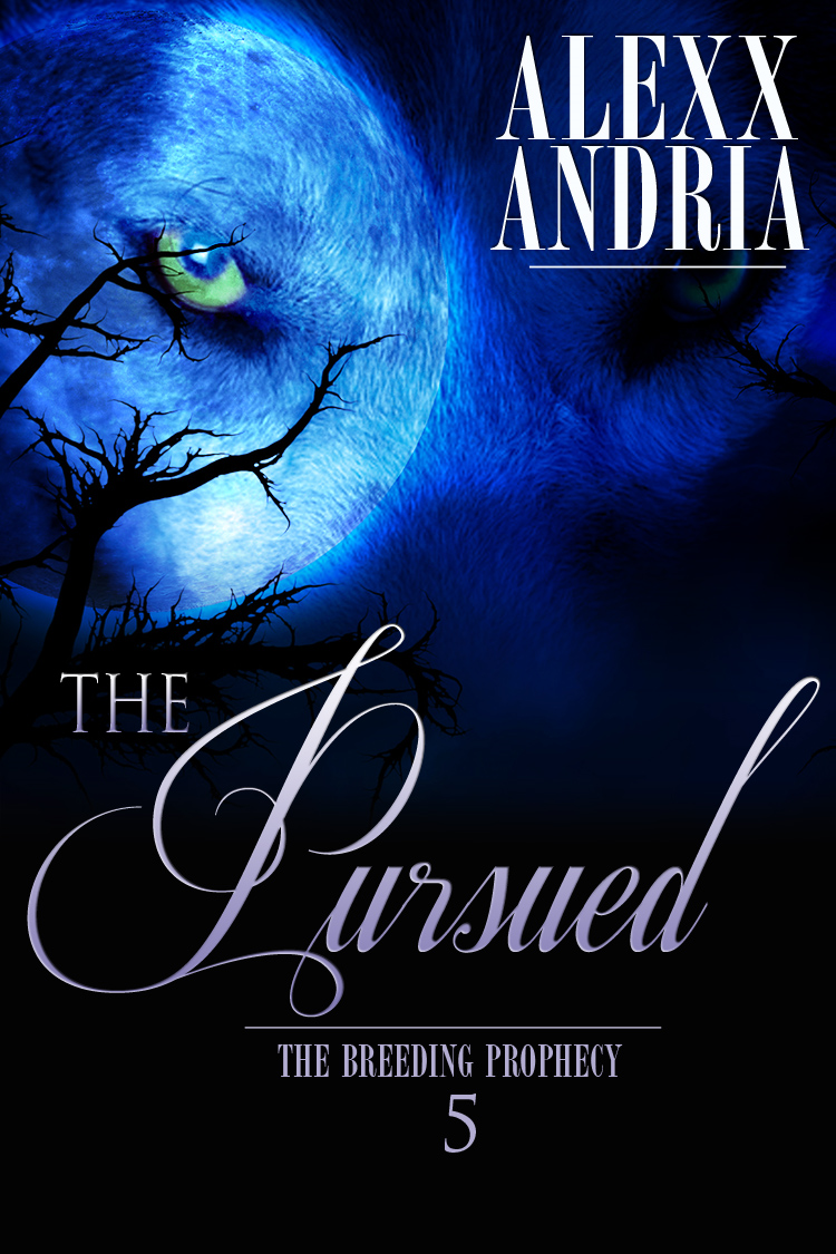The Pursued (Werewolf Erotic Romance)