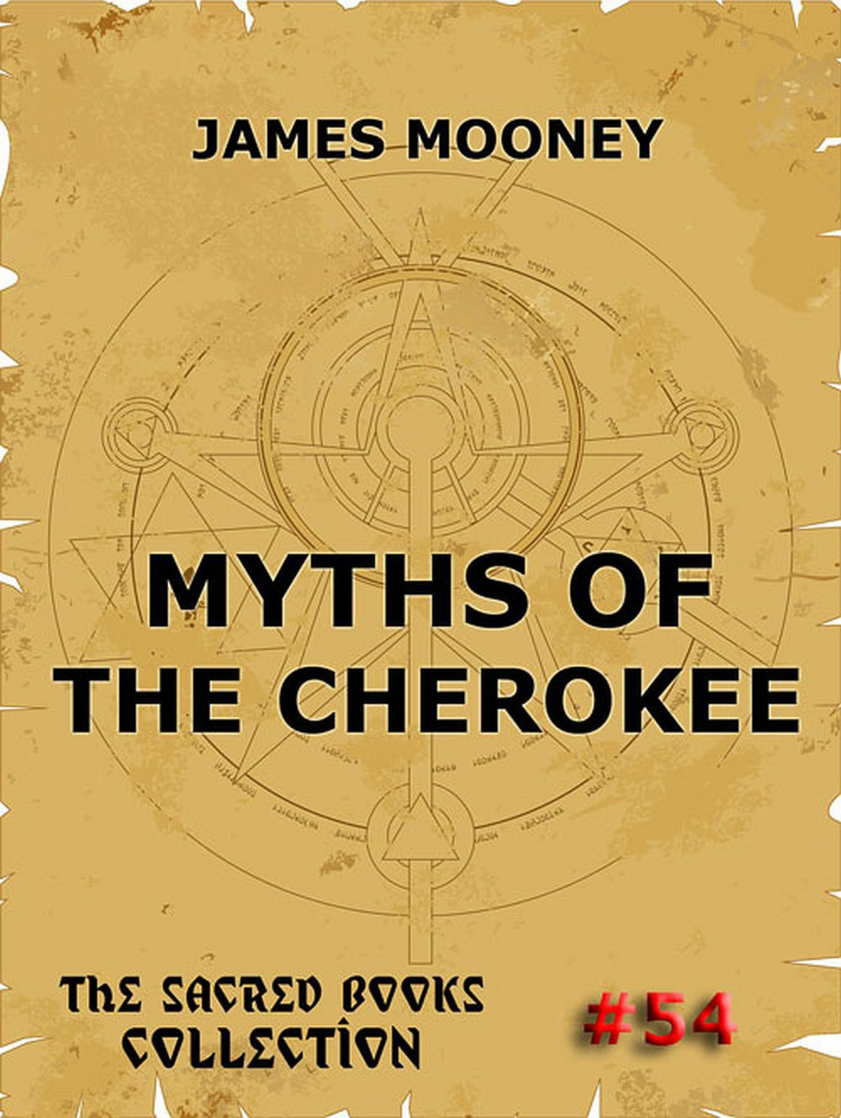 Myths of the Cherokee By: James Mooney