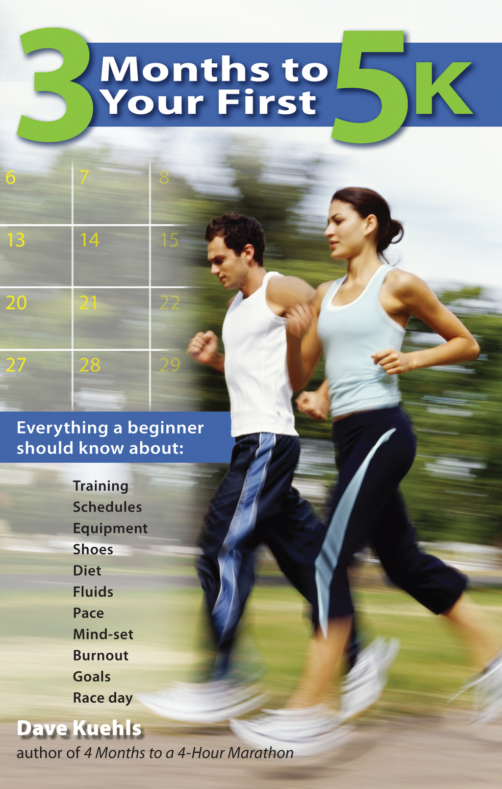 3 Months to Your First 5k By: Dave Kuehls