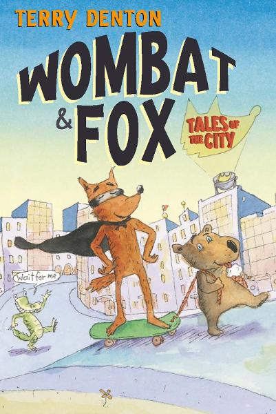 Wombat and Fox: Tales of the City