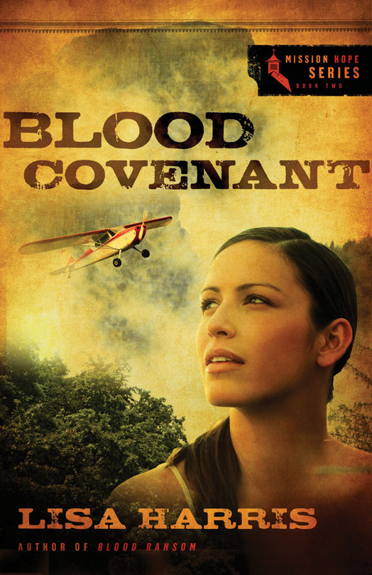 Blood Covenant By: Lisa   Harris