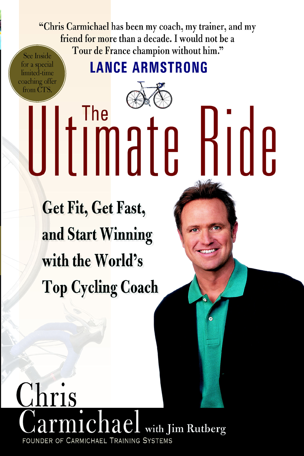 The Ultimate Ride By: Chris Carmichael,Jim Rutberg