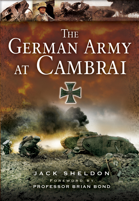 The German Army at Cambrai
