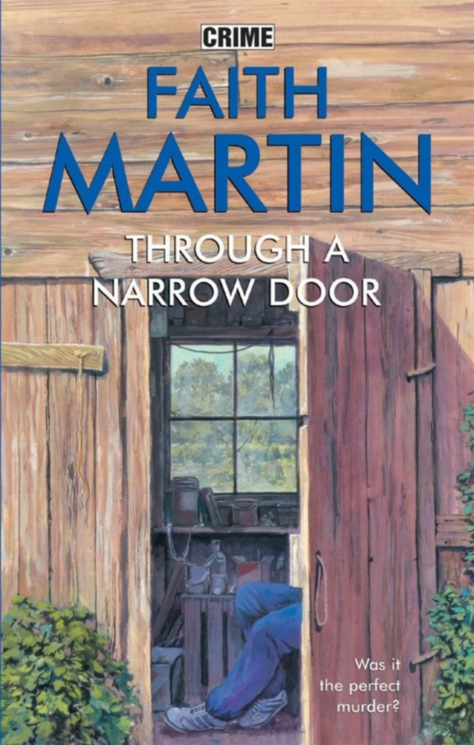 Through a Narrow Door By: Faith Martin