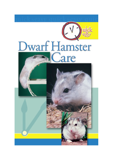 Quick & Easy Dwarf Hamsters