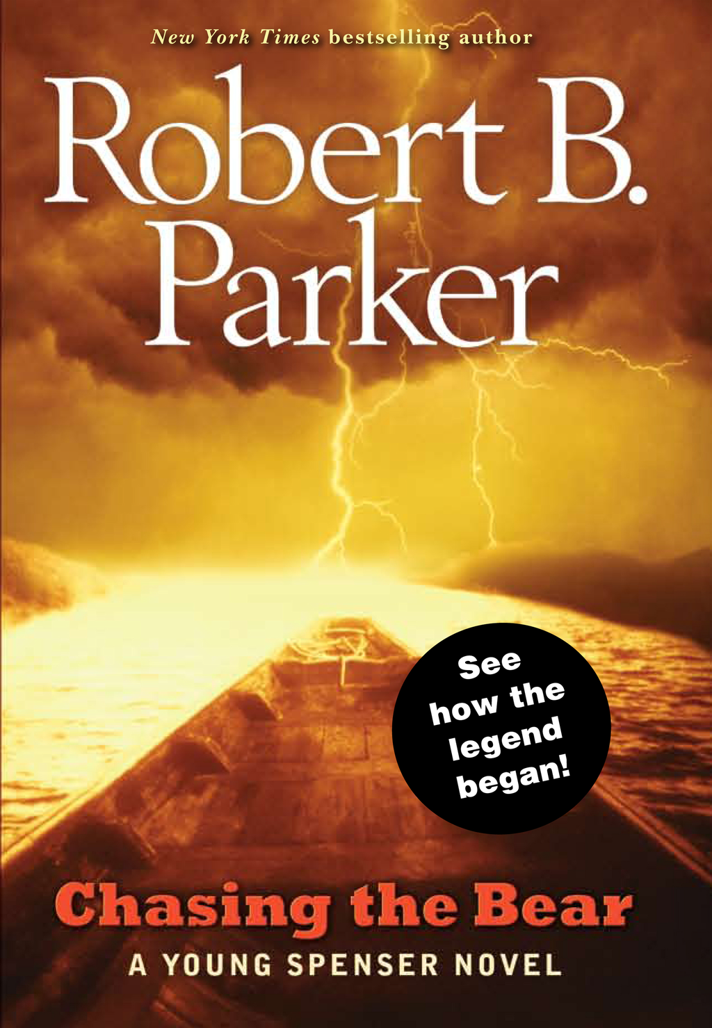 Chasing the Bear By: Robert Andrew Parker