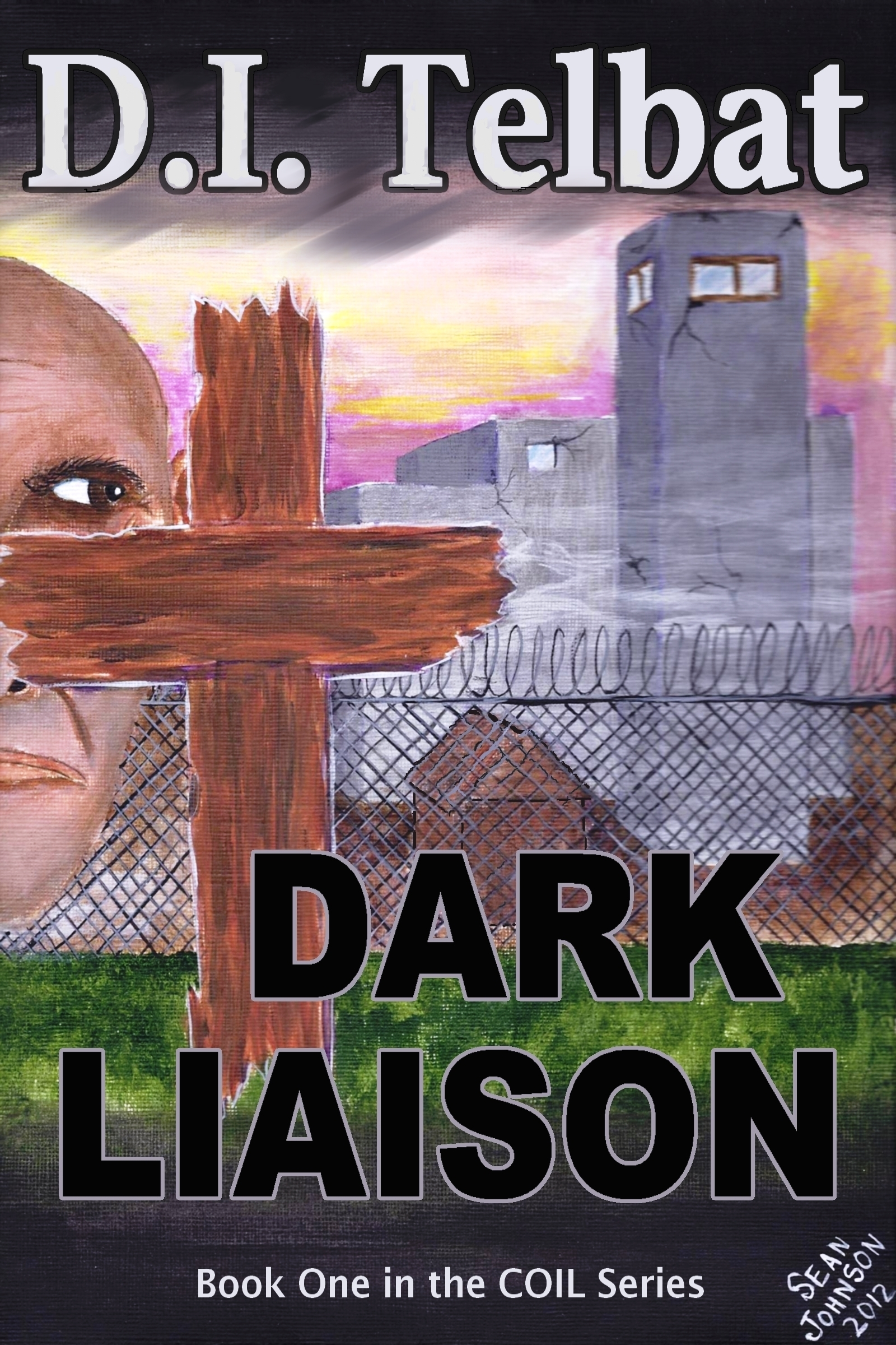 Dark Liaison: A Christian Suspense Novel By: D.I. Telbat