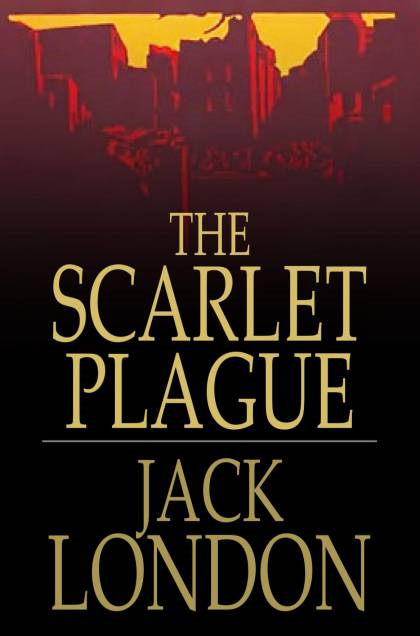 Cover Image: The Scarlet Plague