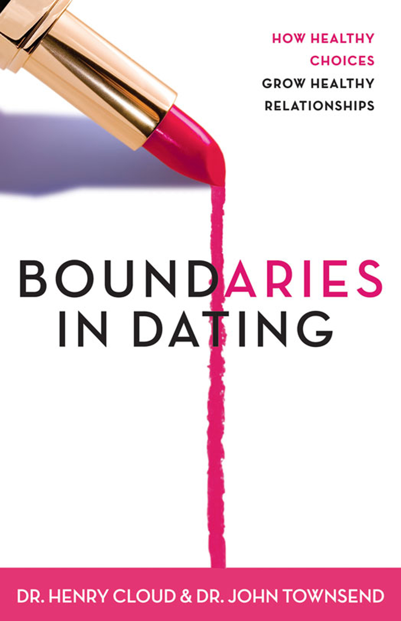 Boundaries in Dating By: Henry   Cloud,John   Townsend