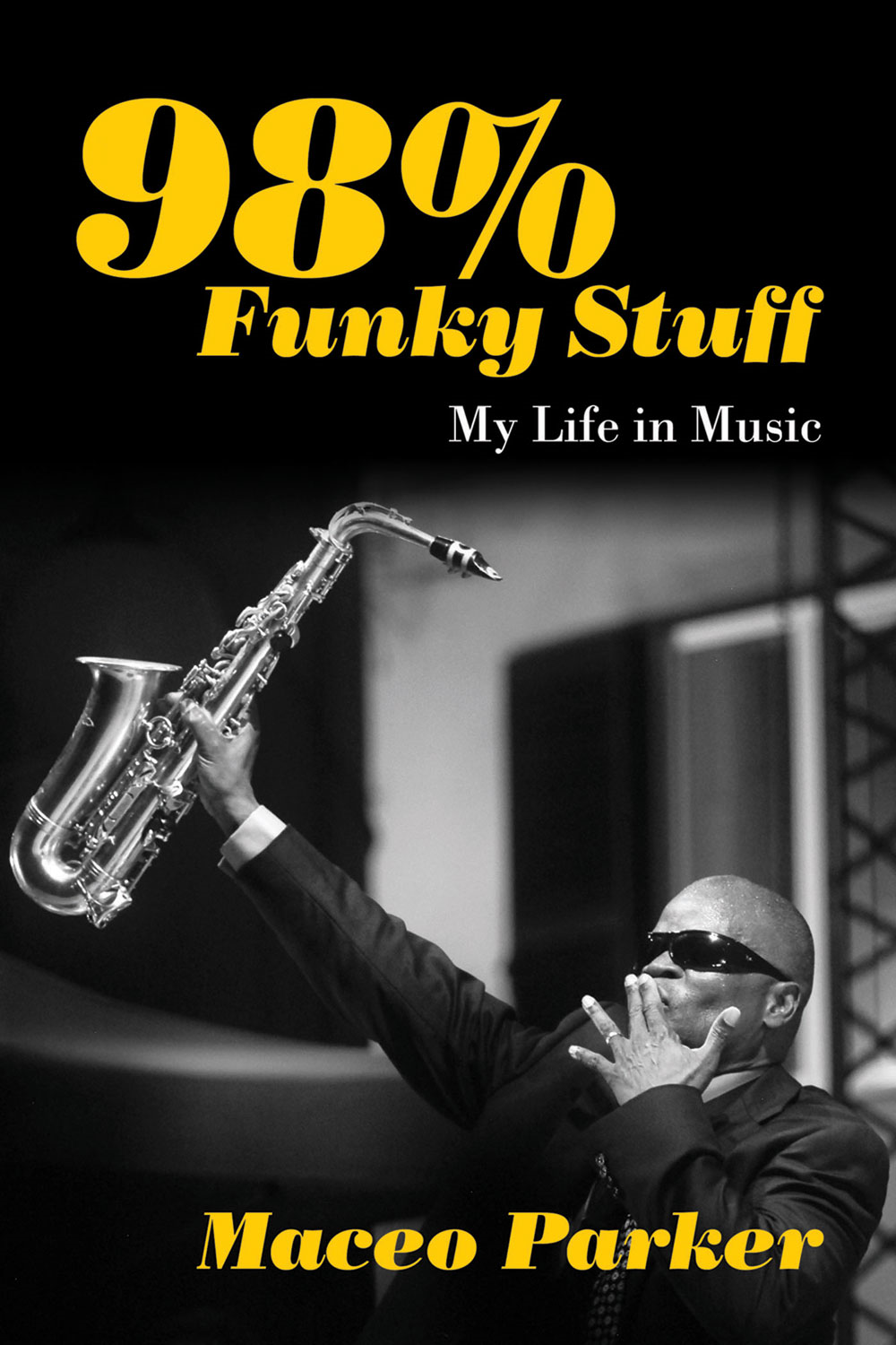 98% Funky Stuff By: Maceo Parker