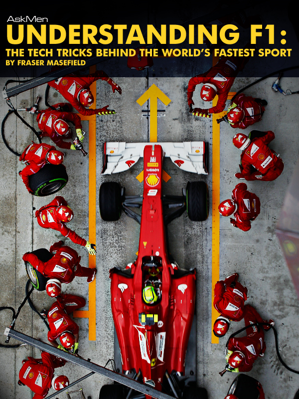 Understanding F1: The Tech Tricks Behind The World's Fastest Sport By: Fraser Masefield