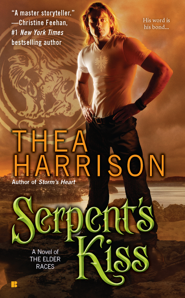 Serpent's Kiss By: Thea Harrison