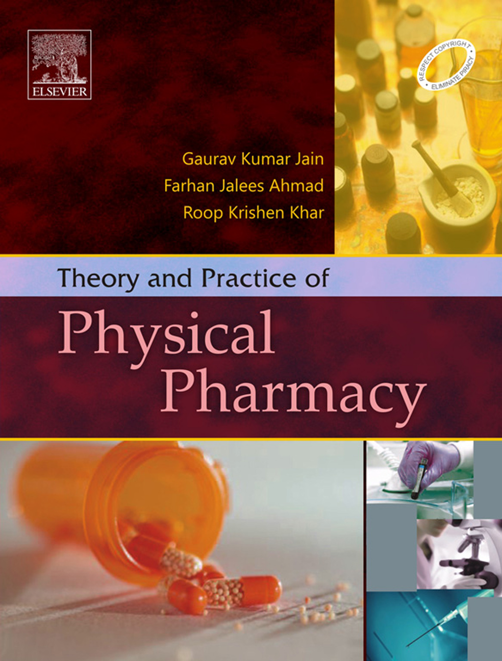 Theory and Practice of Physical Pharmacy