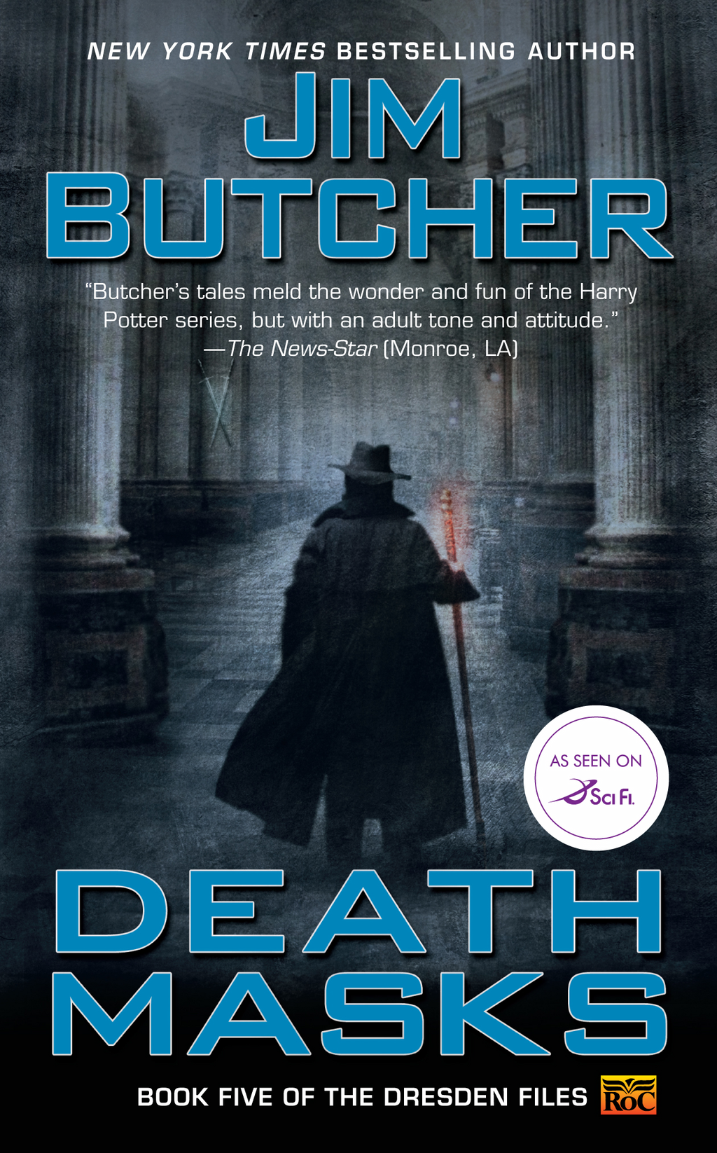 Death Masks By: Jim Butcher