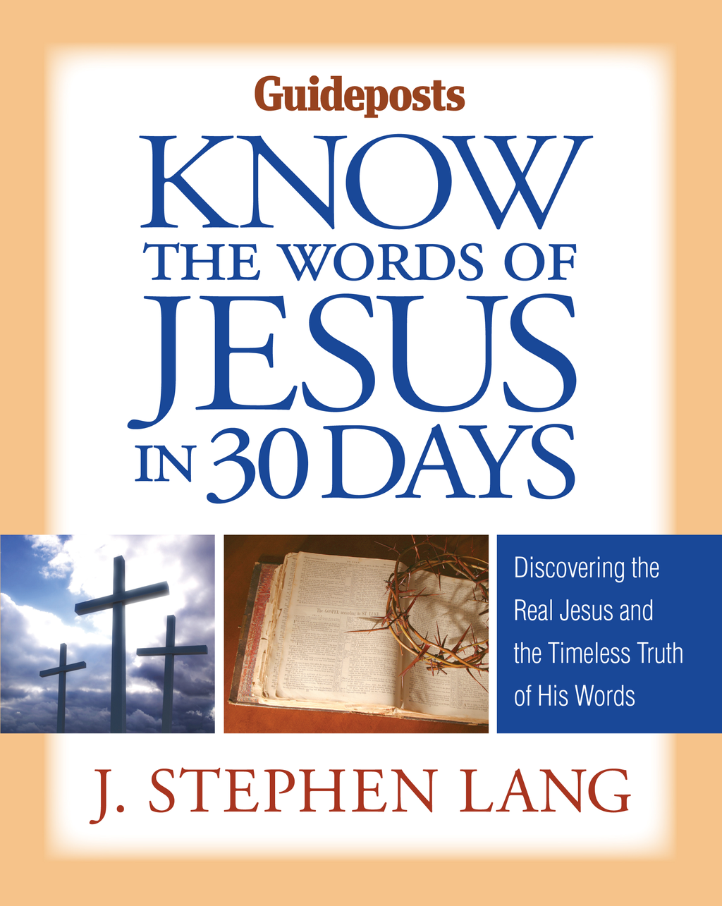 Know the Words of Jesus in 30 Days