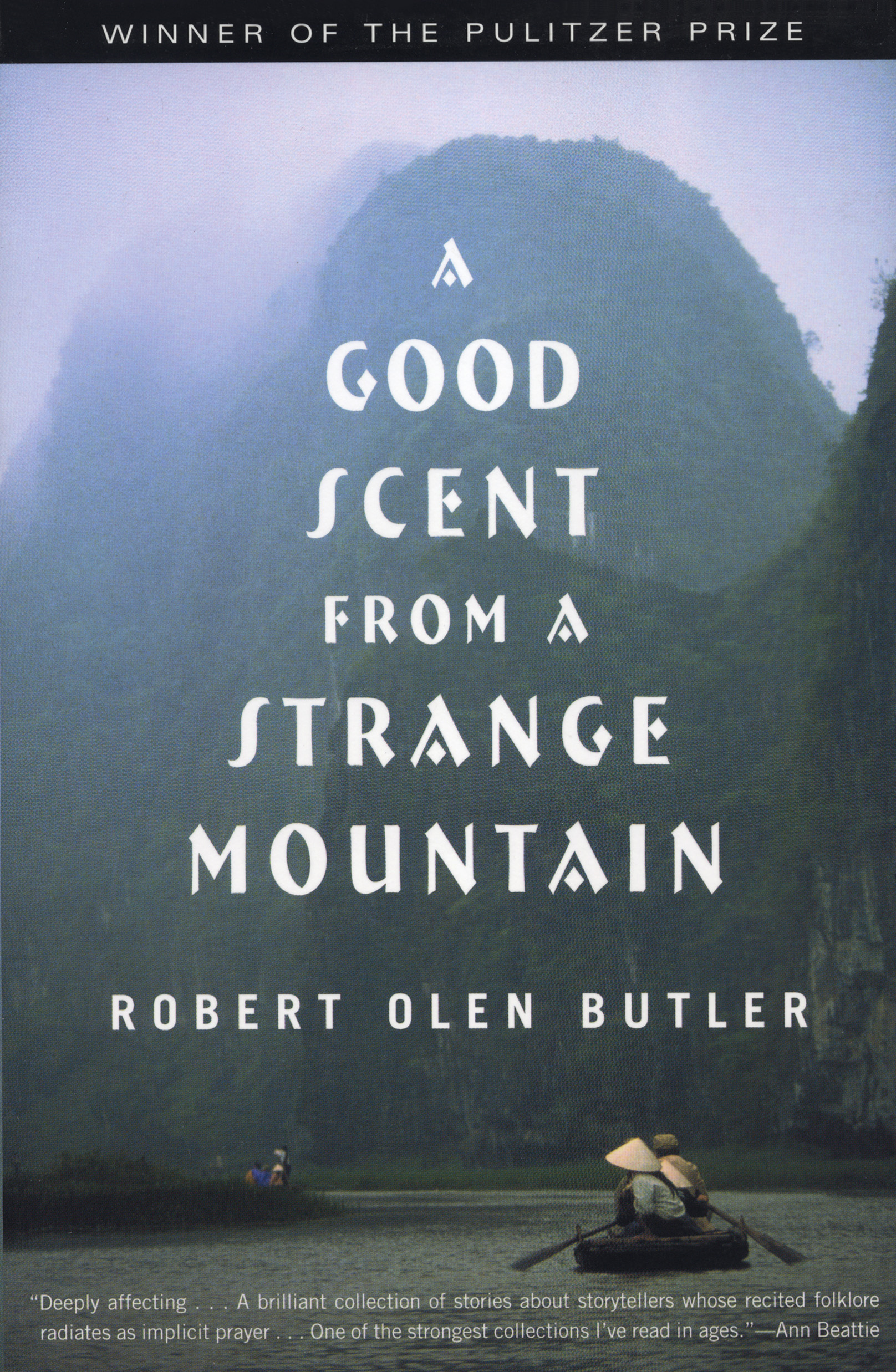 A Good Scent from a Strange Mountain