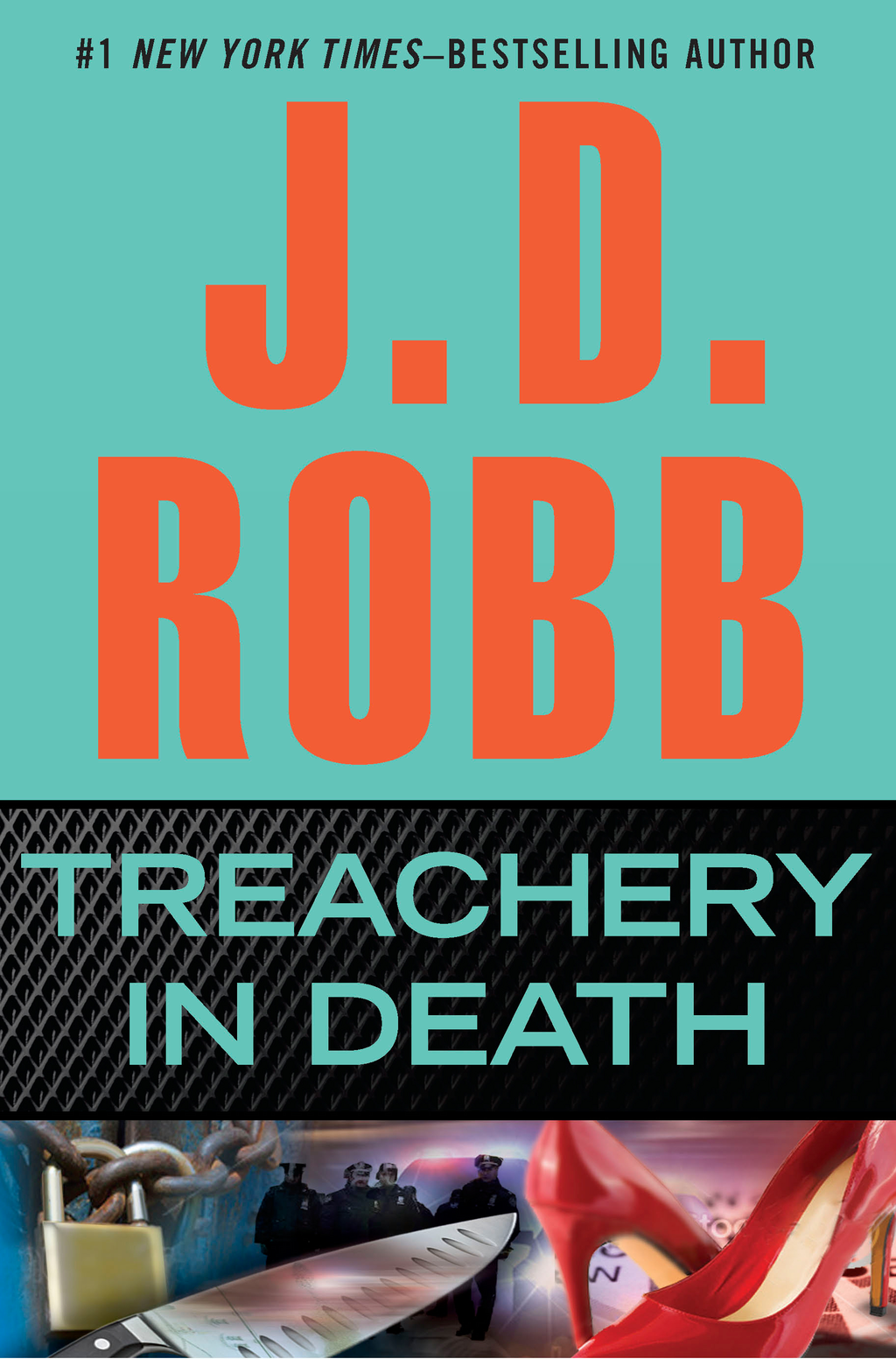 Treachery in Death By: J.D. Robb