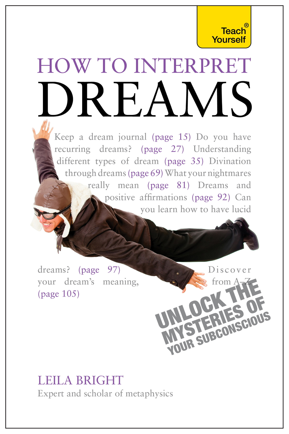 How to Interpret Dreams: Teach Yourself