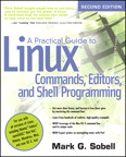 A Practical Guide to Linux Commands, Editors, and Shell Programming By: Mark G. Sobell