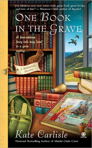 One Book in the Grave: A Bibliophile Mystery By: Kate Carlisle
