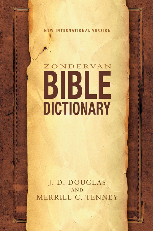 Zondervan Bible Dictionary By: