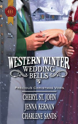 Western Winter Wedding Bells