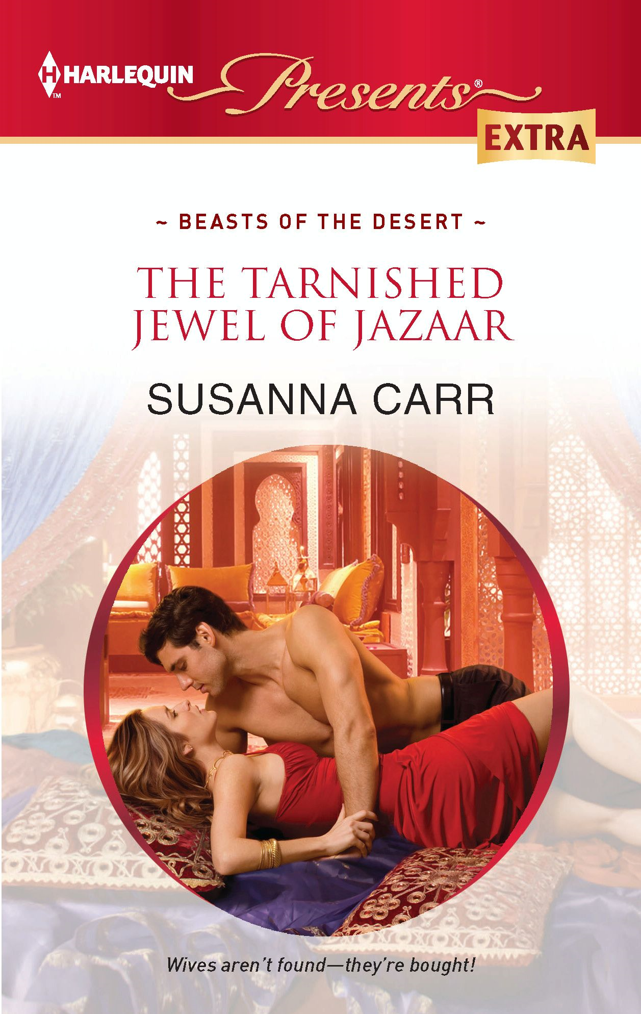 The Tarnished Jewel of Jazaar By: Susanna Carr