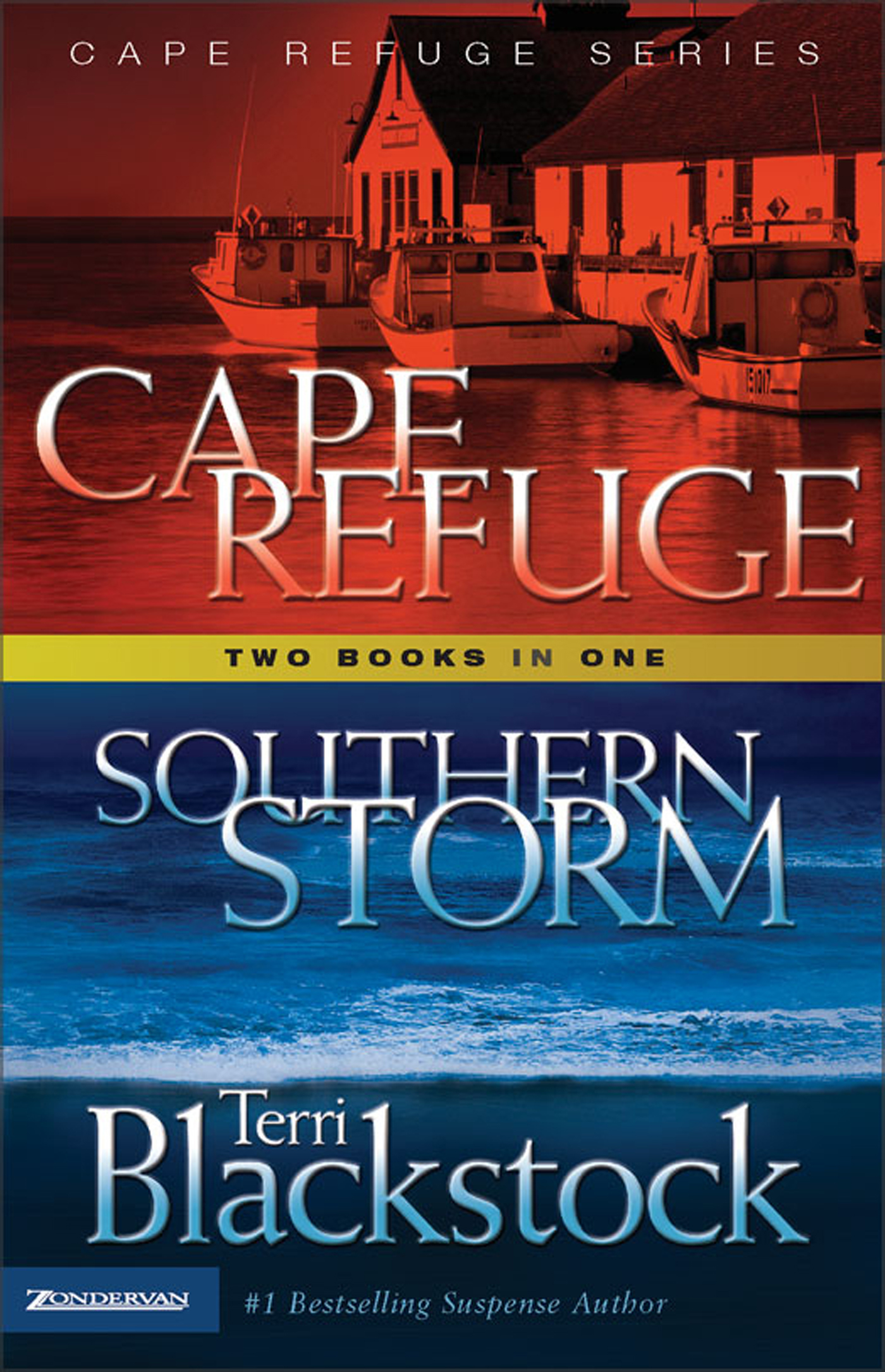 Southern Storm-Cape Refuge 2 in 1 By: Terri   Blackstock