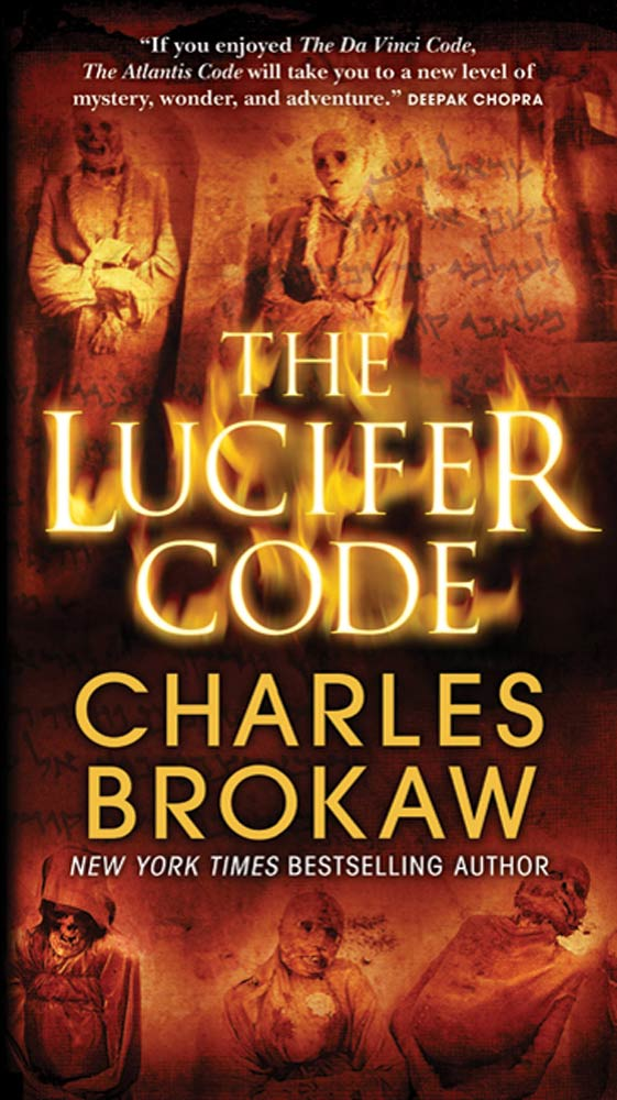 The Lucifer Code By: Charles Brokaw