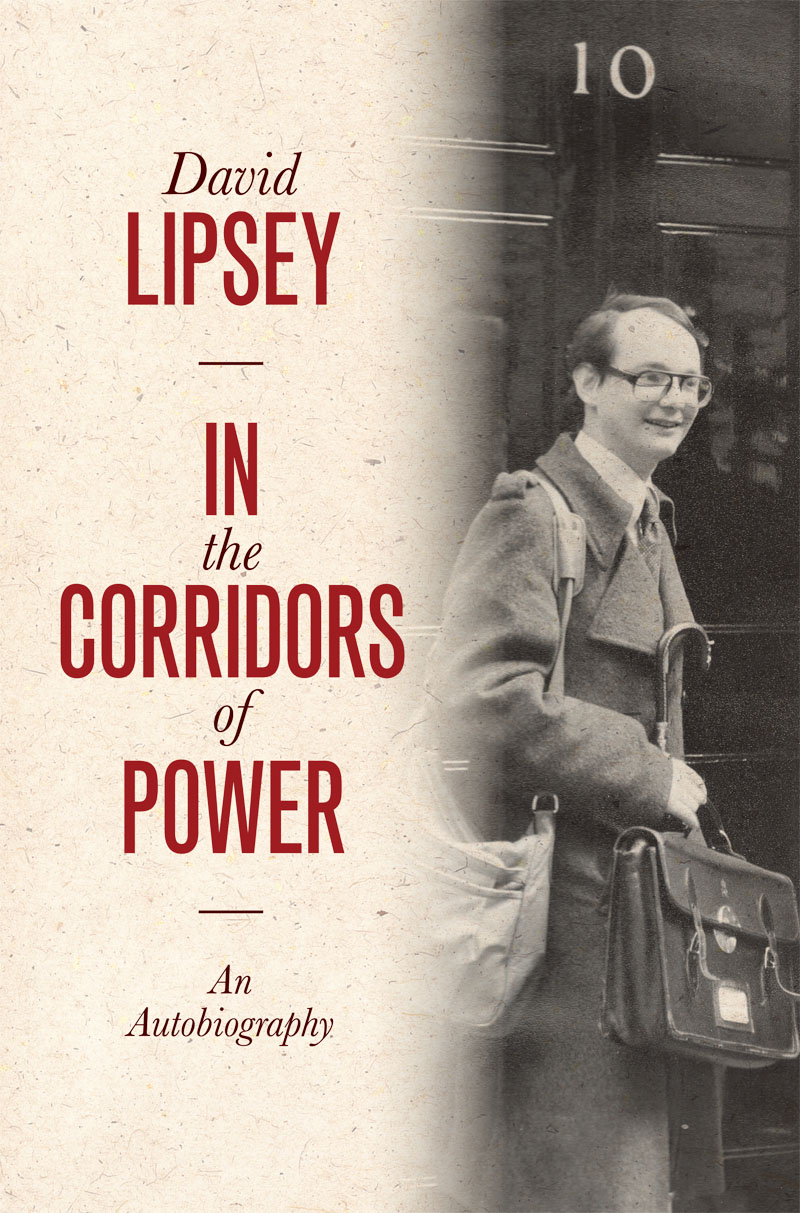 In the Corridors of Power By: David Lipsey