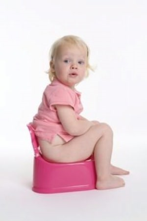 How to Potty Train Children